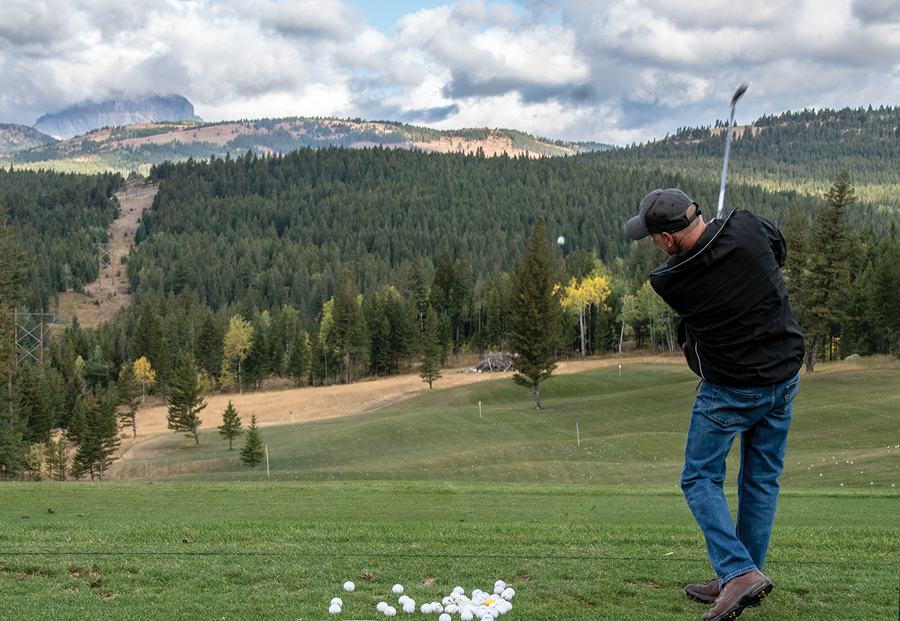 20180905 Crowsnest Pass Golf 3 Bill Sharpe