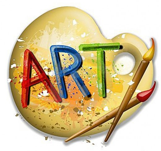 Acrylic painting and clay sculpture and handbuilding classes