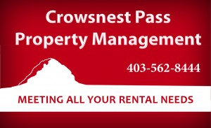 Crowsnest Pass Property Management