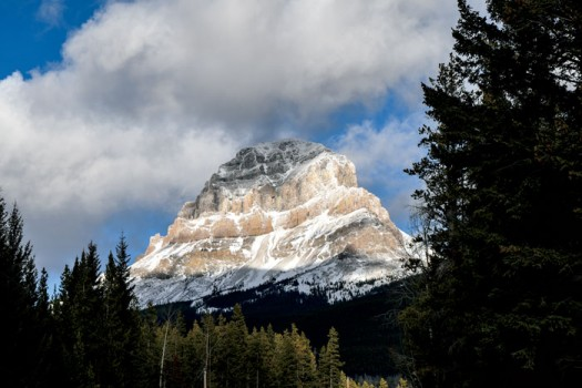 Fatal climbing accident in Crowsnest Pass