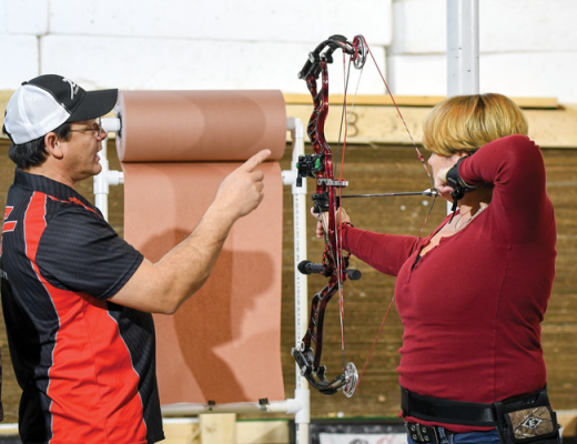 Take a shot at being crowned best archer this weekend
