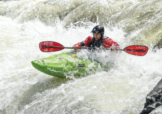 Beautiful weather enhances Whitewater Rendezvous