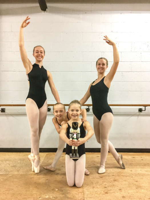Local dancers featured in production of The Nutcracker