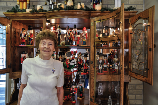 Nutcrackers make annual appearance at Michalsky Ranch