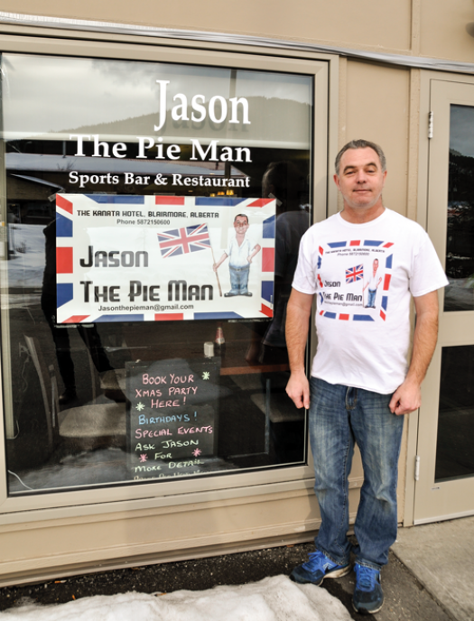 Pie Man serves up fine British fare