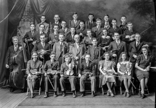 Then and now: Crowsnest Pass Symphony Orchestra