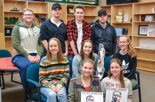 Students to show respect through creativity at armistice gala