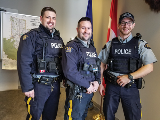Local communities sound off on police funding changes