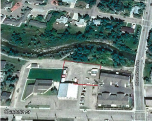 Pincher council supports fire hall alley closure