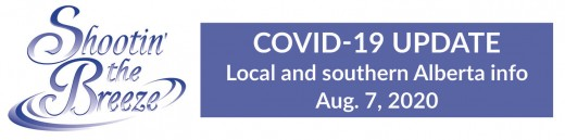 Province counts 134 new Covid-19 cases, none in Pincher Creek or Crowsnest Pass