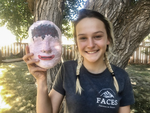 FACES: Not your typical summer camp experience