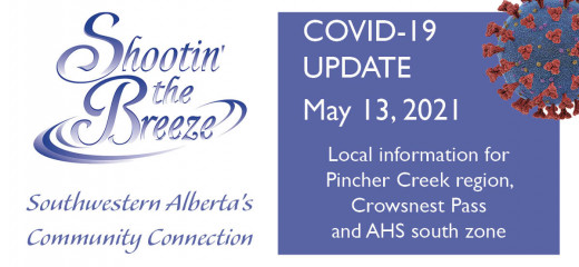 May 13 Covid-19 update