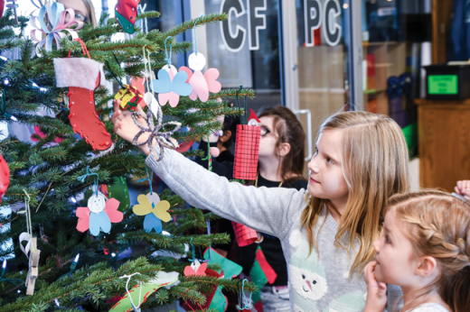 KidSport launches 12 days of Christmas