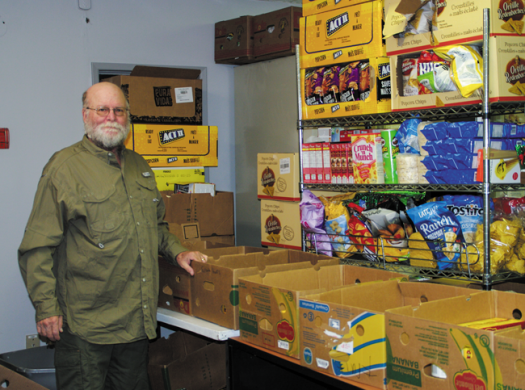 Garden will enhance nutrition of food bank hampers