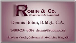 Robin & Co., Chartered Accountant