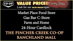 Pincher Creek Co-op